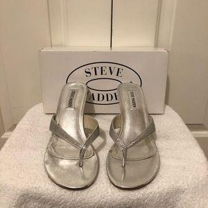 Steve Madden Shoes - Steve Madden sandal stilettos. Size 7.5